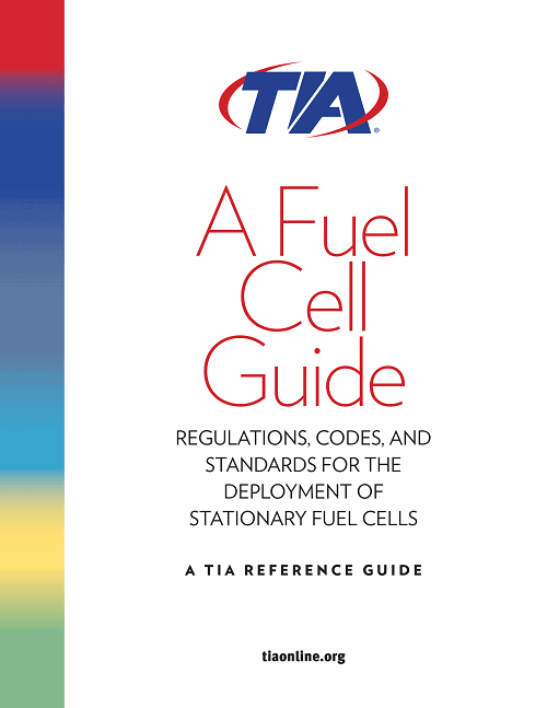 TIA Fuel Cell Reference Guide