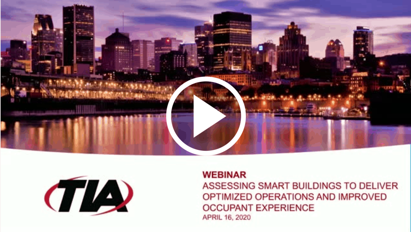 Smart Building Webinar Featured Image - April 2020