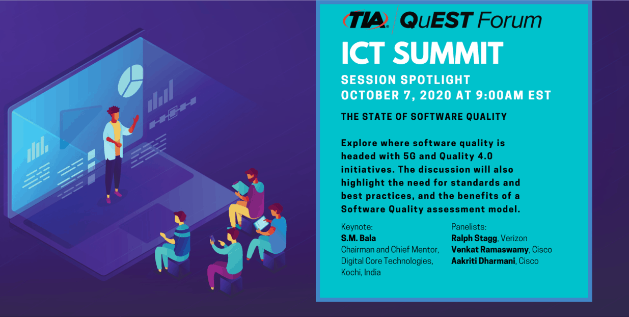 ICTSummit software promo