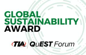 Global Sustainability Award logo