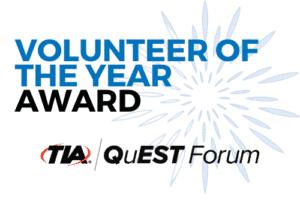 Volunteer of the Year Logo