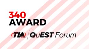 340 Award Logo