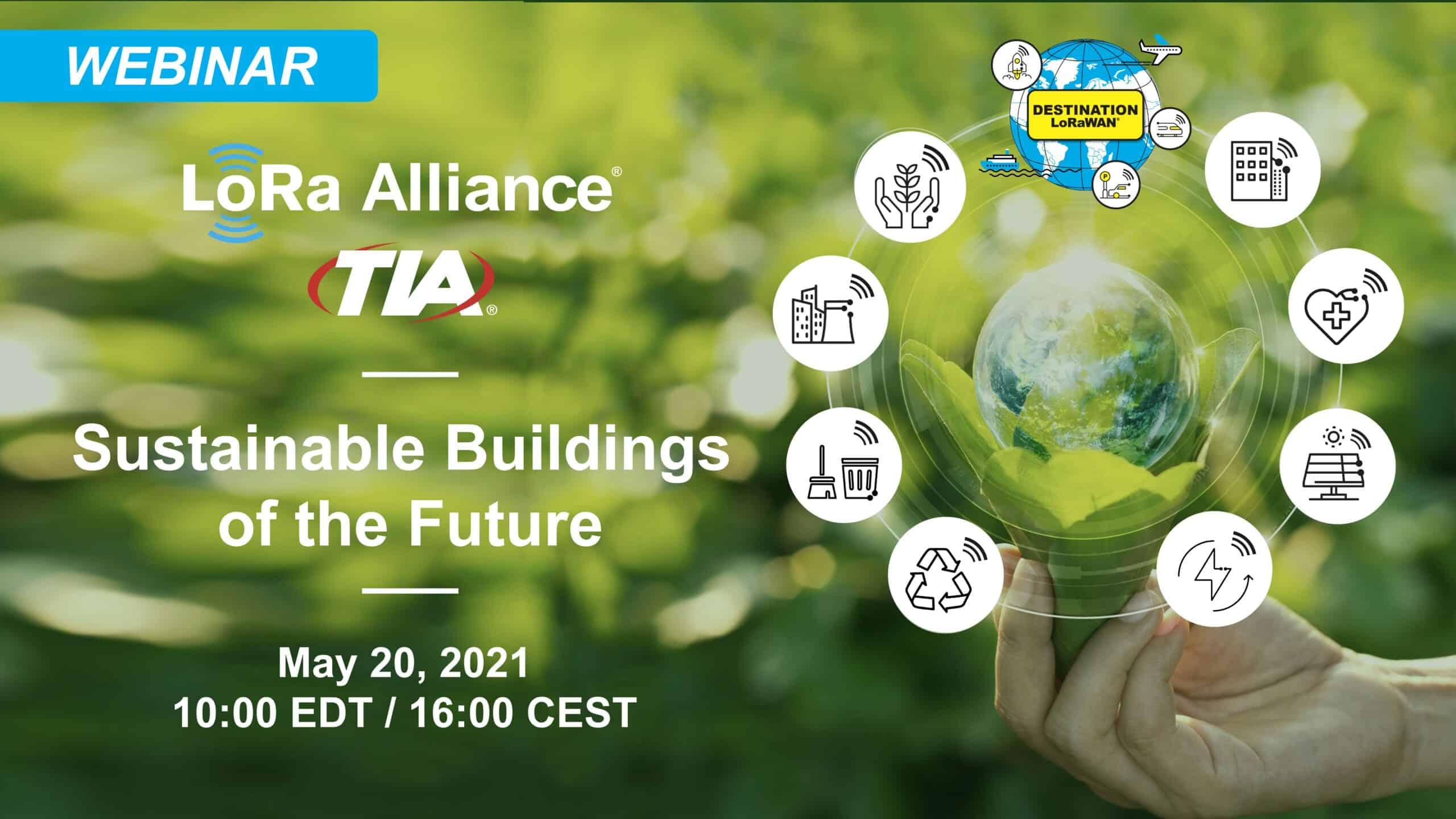 Sustainable Buildings - LA and TIA promo image